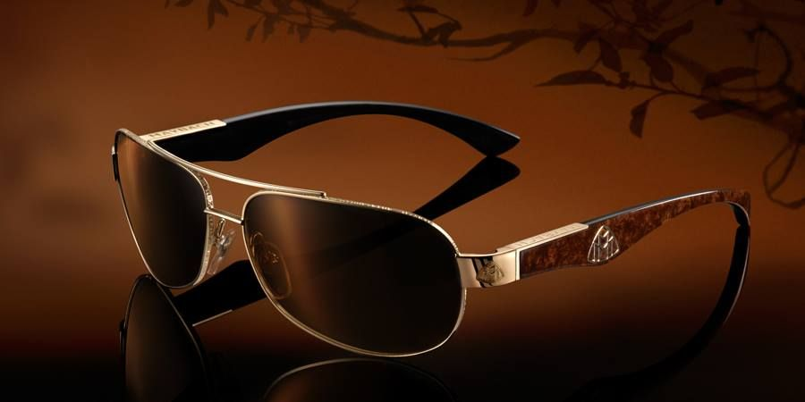THE MONARCH I: Polarized Carl Zeiss Lenses  24k gold plated