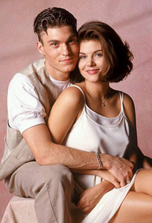 Image result for Tiffani Thiessen brian austin green