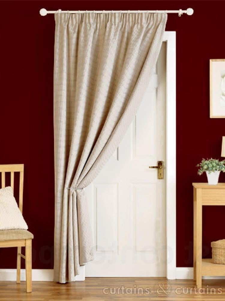Decorative door curtains | home | Pinterest | Door curtains ...