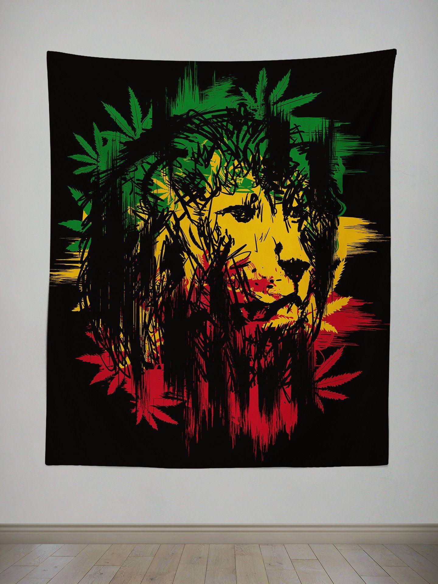 Rasta Jundle Tapestry