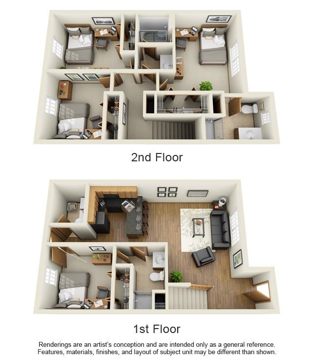 Pin By Debbie Skelton On Floor Plans In 2019 Apartment Layout