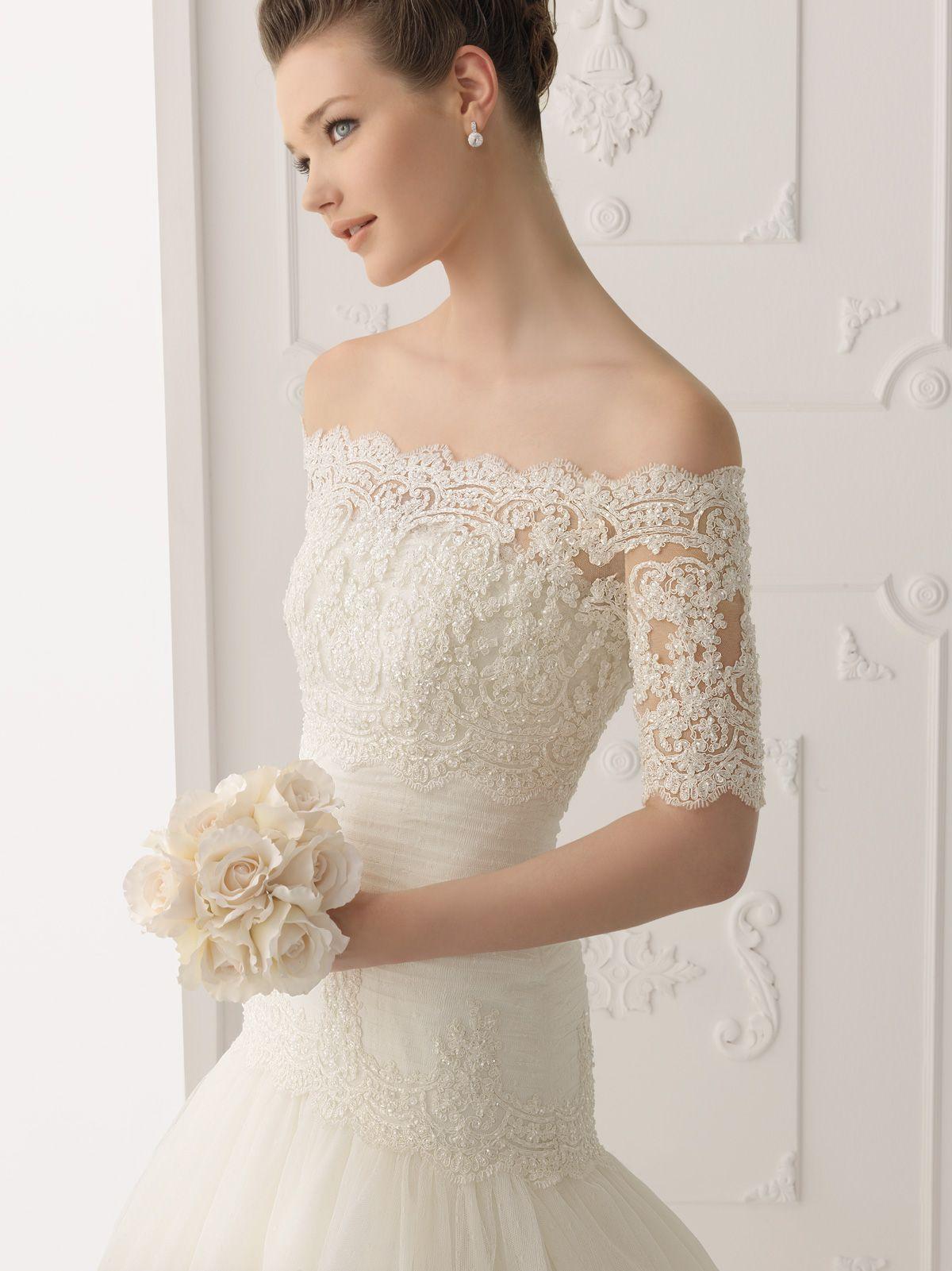 Sabina wedding dresses collection alma novia shown with