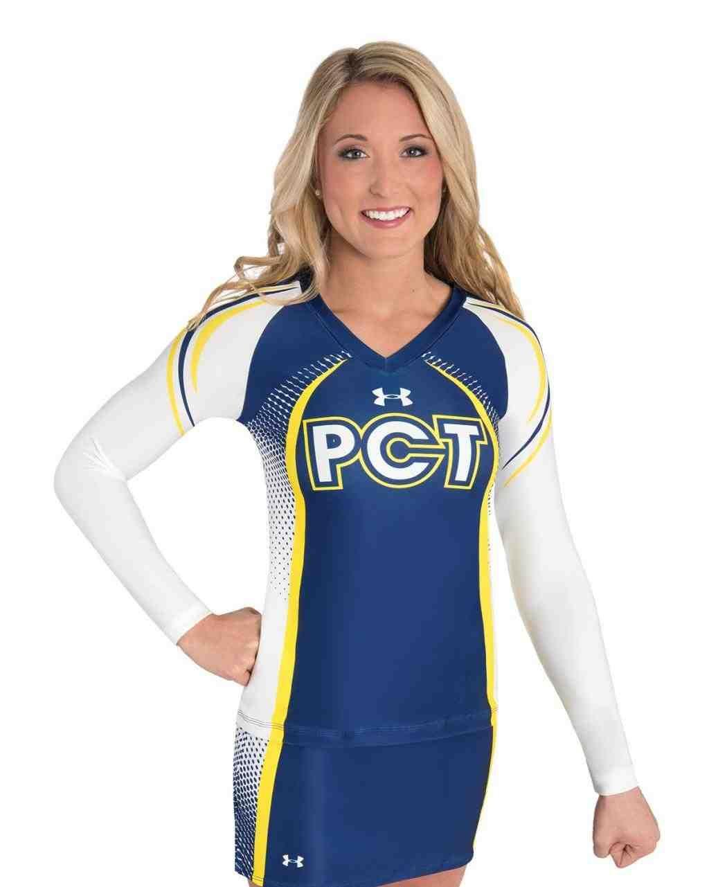 Long Sleeve Cheerleading Uniforms  sc 1 st  Pinterest & Long Sleeve Cheerleading Uniforms | Better Cheerleading Uniforms 1 ...