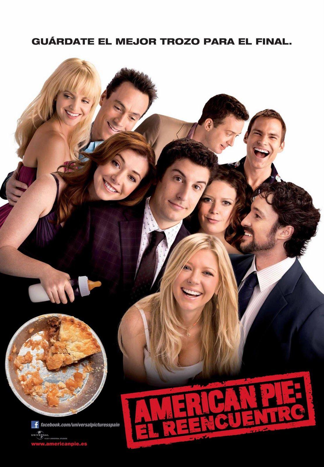 American Pie American Pie American Pie Movies Film Dvd