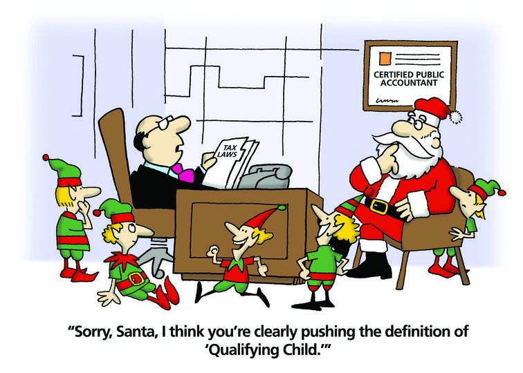 Christmas Accountant.Santa Accounting Christmas Card Christmas Cards Charity