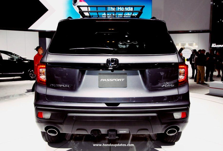 2019 Honda Passport Price Honda passport, Honda, Honda civic