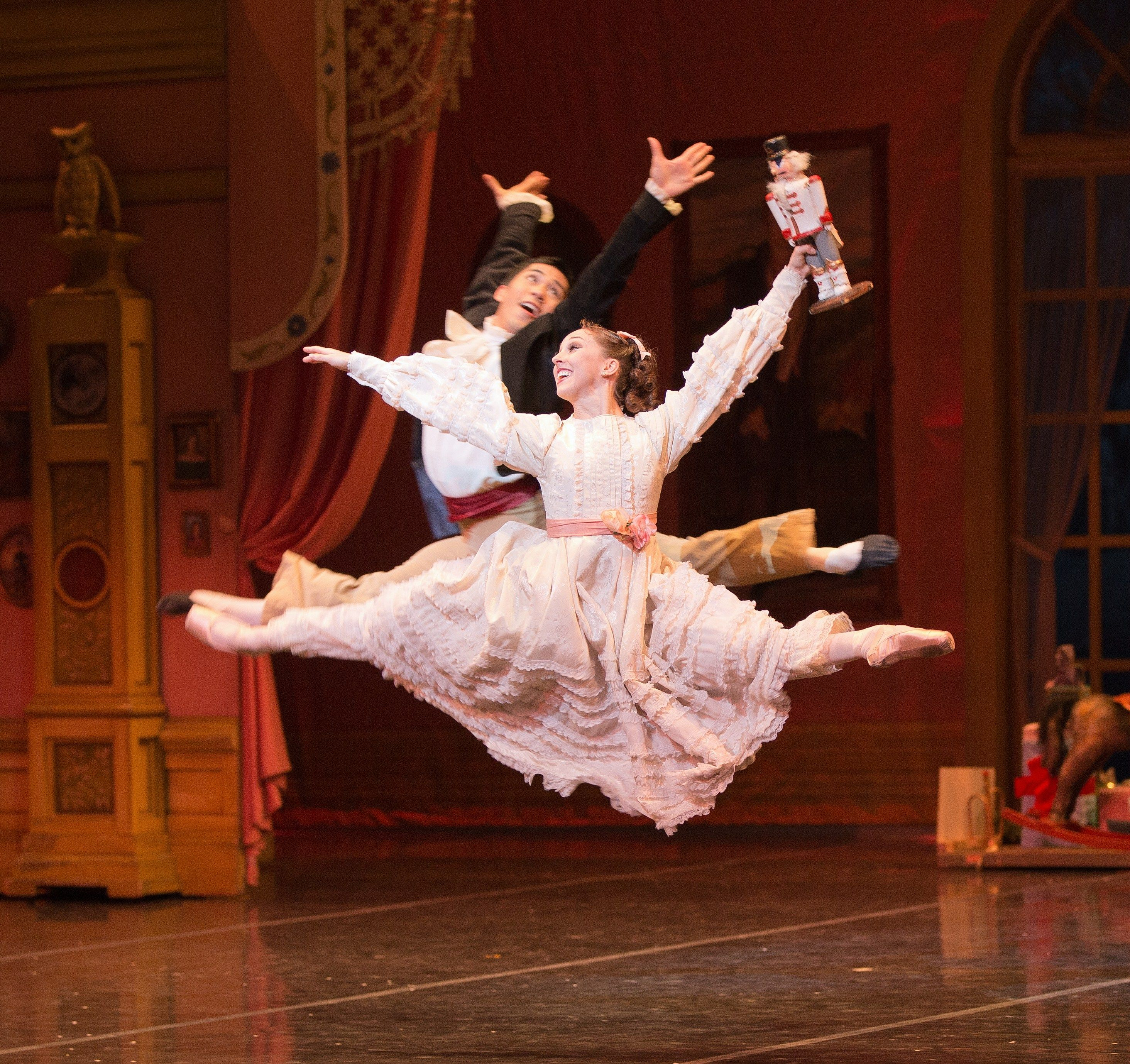 Colorado Ballet Dana Benton and Sean Omandam photo by