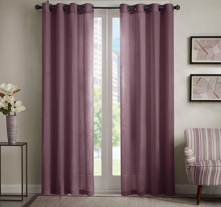 Dusty Mauve Curtains Mauve Curtains Home Decor Curtains