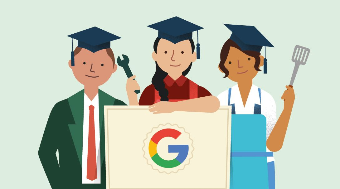 Learn Online Marketing - Free Training Course From Google - Certification
