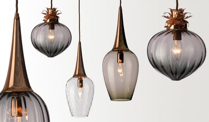 Winsome Blown Glass Pendant Lights Uk 127 Hand Blown Glass Mini
