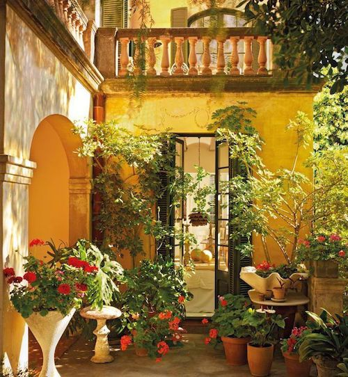 Casa exterrior colors pinterest spanish spanish for Mexican porch designs
