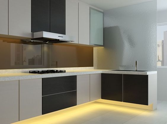 How To Choose Kitchen Cabinet For HDB   Kitchen cabinet ...