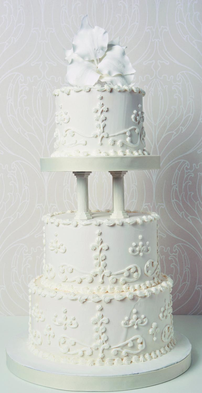 Granny Tiara Wedding Cake From Mich Turners School Jacquismallpub