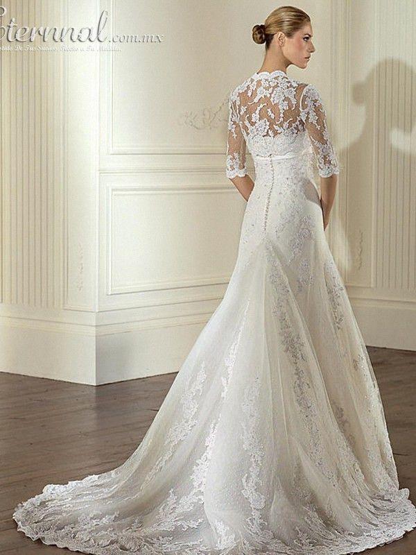 vestido de novia amelia | vestidos | pinterest | novios, vestidos de