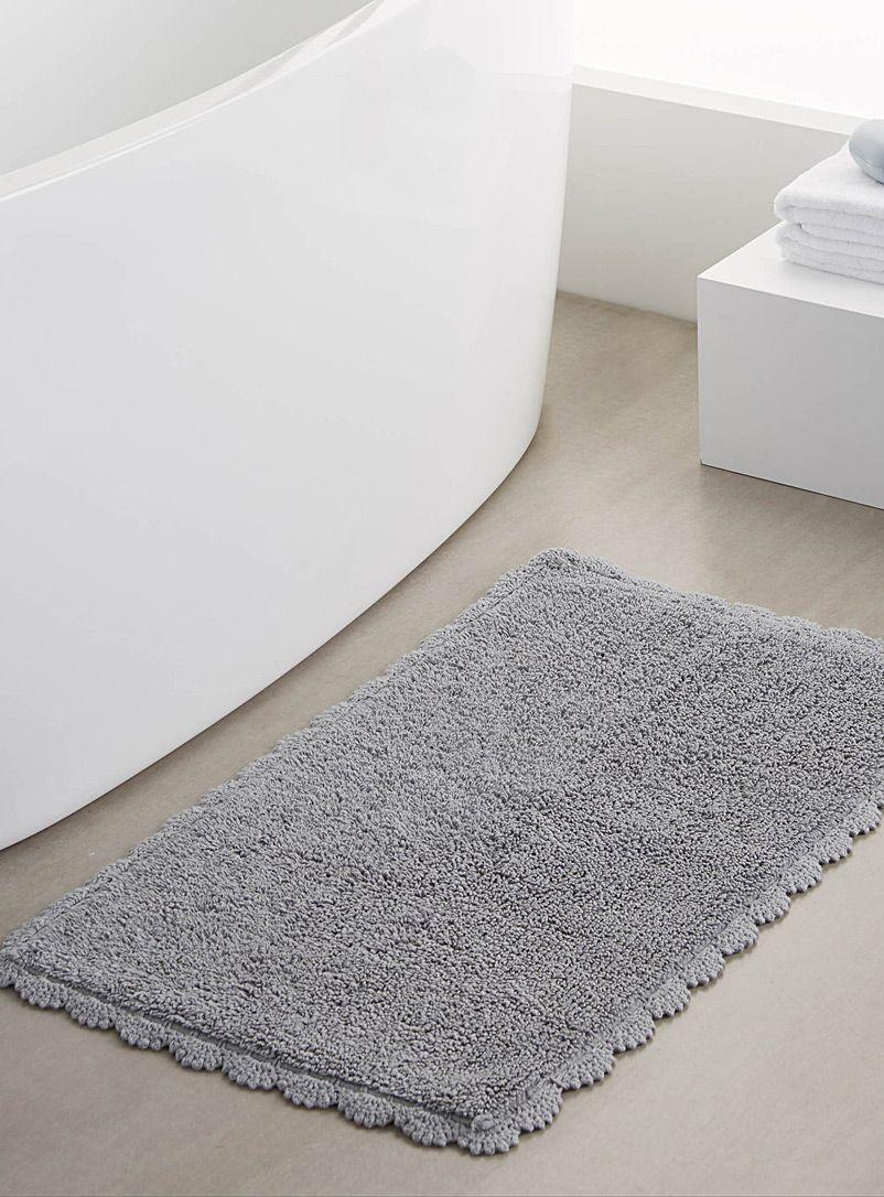 Salle De Bain Exterieur ~ le tapis de bain crochet 50×80 cm simons maison tapis de bain et