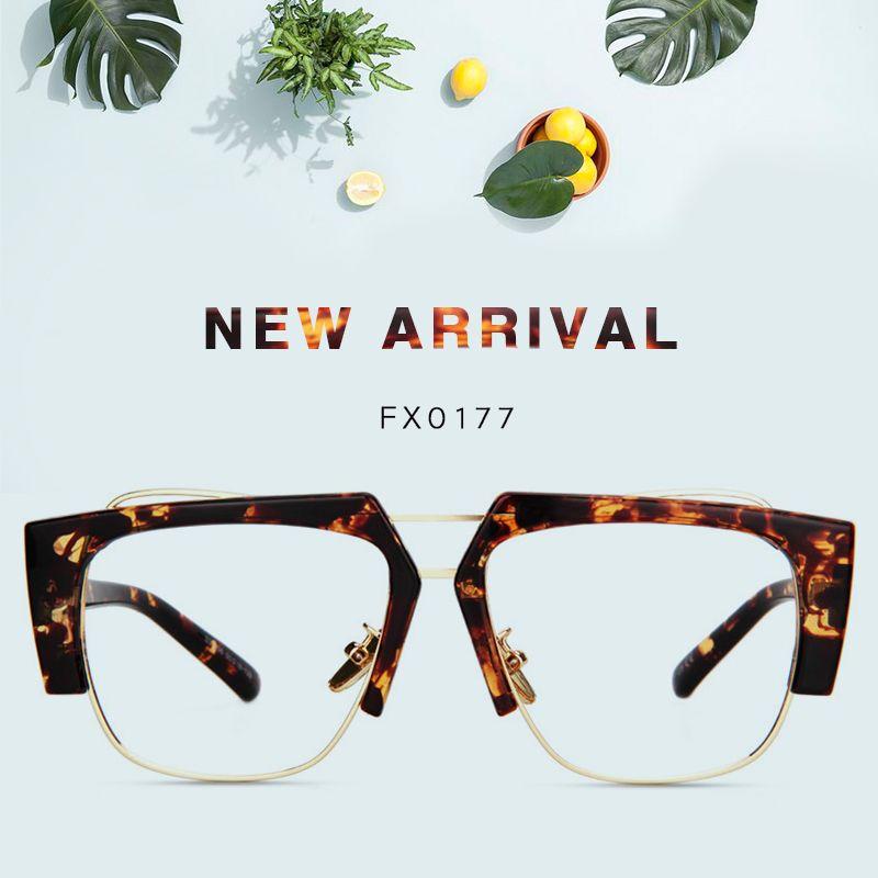 dd9444cb41 Delilah Geometric Glasses FX0177-02