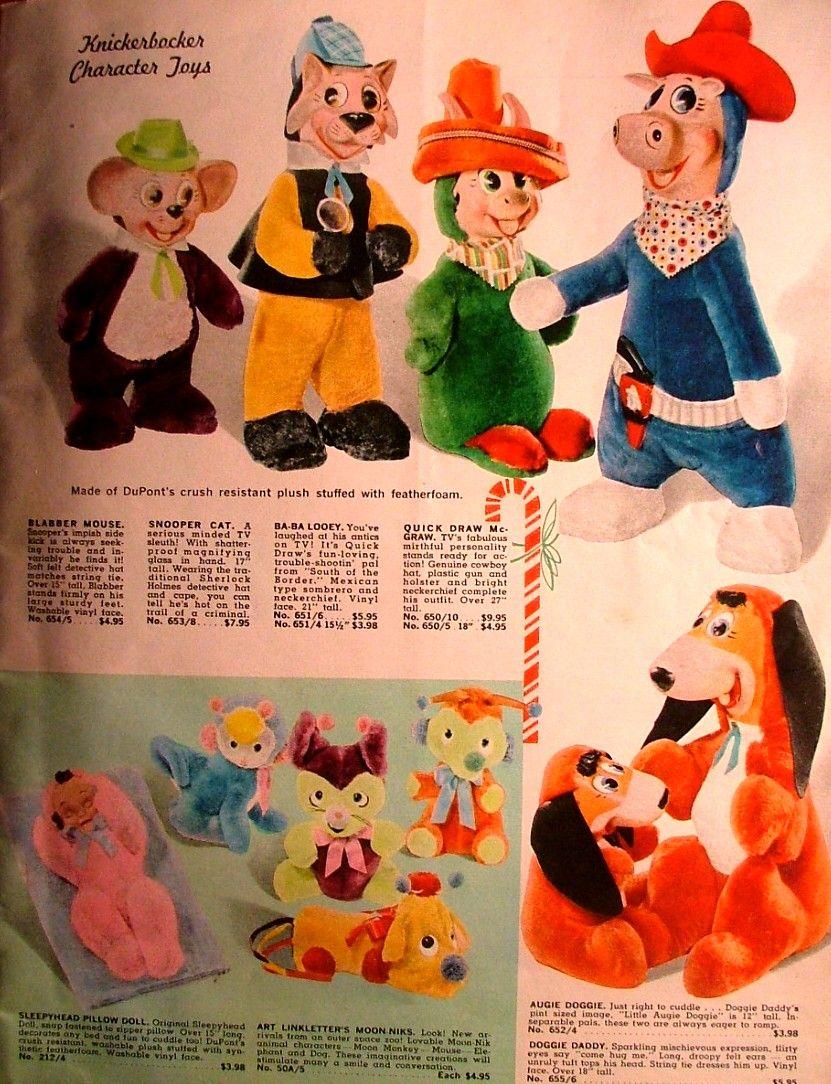 Vintage Knickerbocker Toys Knickerbocker Character Toys Including