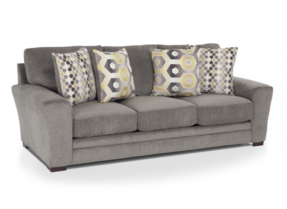 bobs living room sets%0A Jackson Sofa   Bob u    s Discount Furniture  Getting new throw pillows  not  fond of the