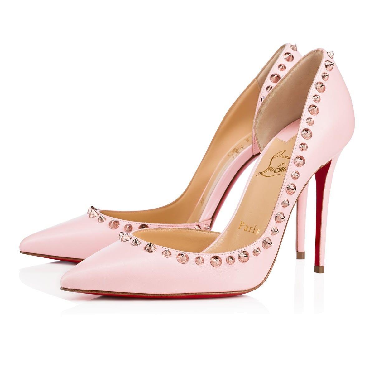 River Island Nude Jewel Embellished Sling Back Court Shoes