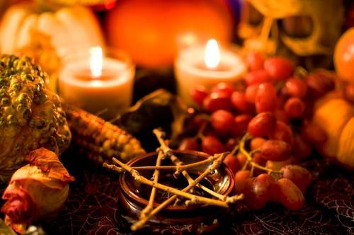 Set up your altar with love..