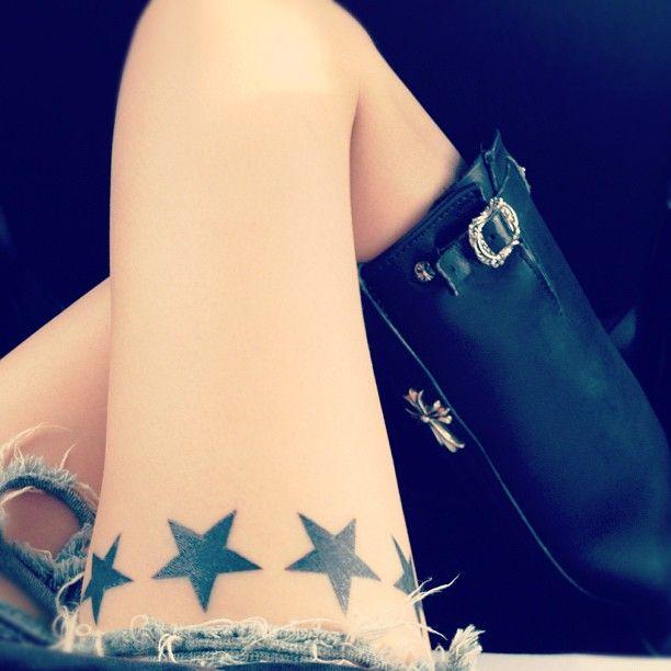Star - Tattoo