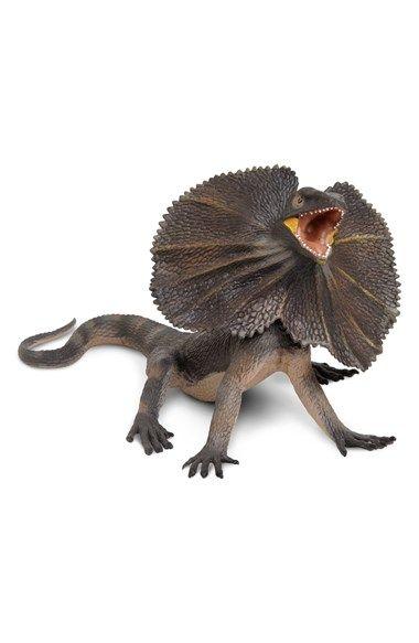 Safari Ltd. Frilled Lizard Figurine available at #Nordstrom