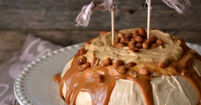 Peanut Butter Pavlova