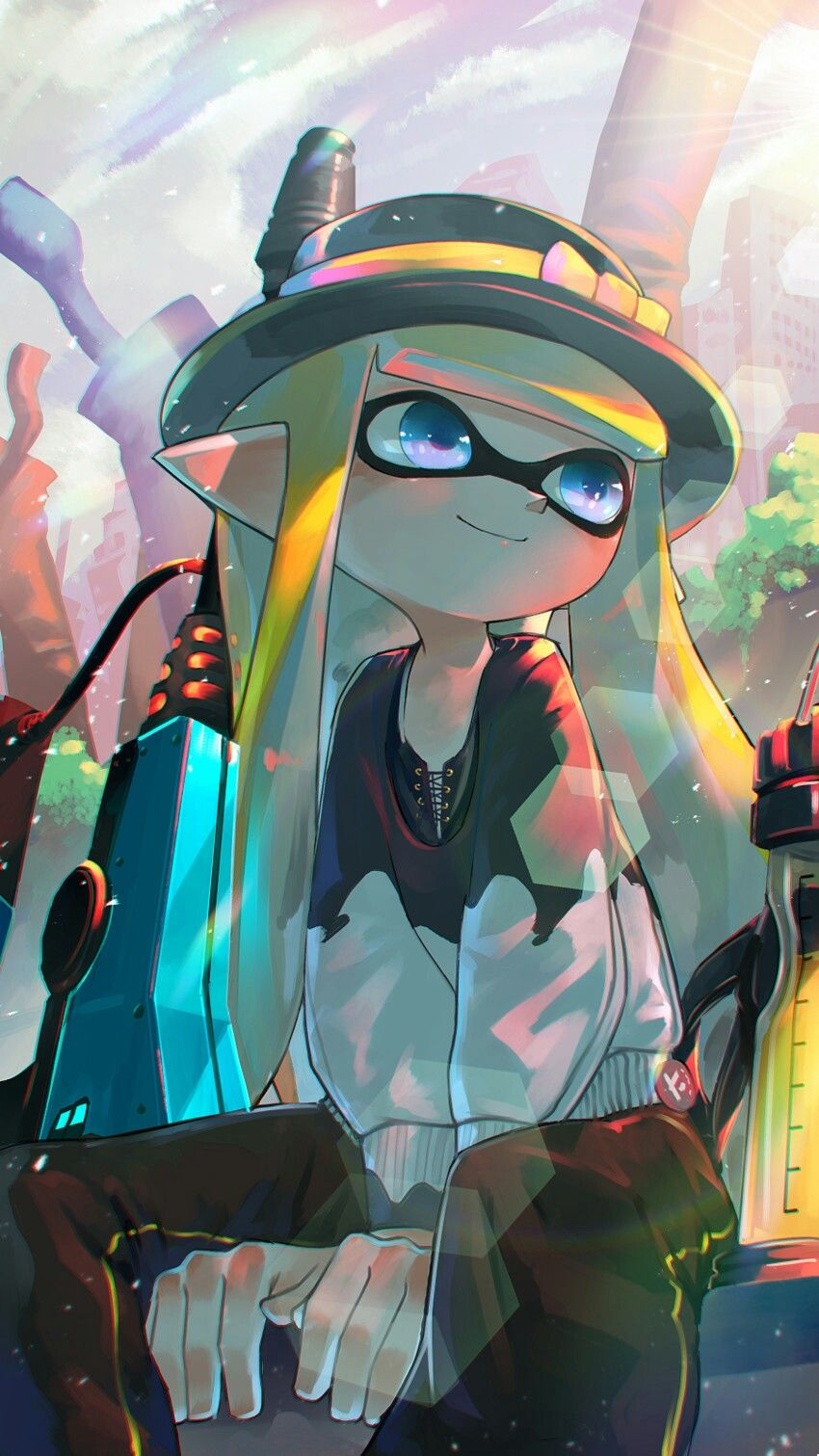 Pin By Joshua On Pray For The New Life Splatoon