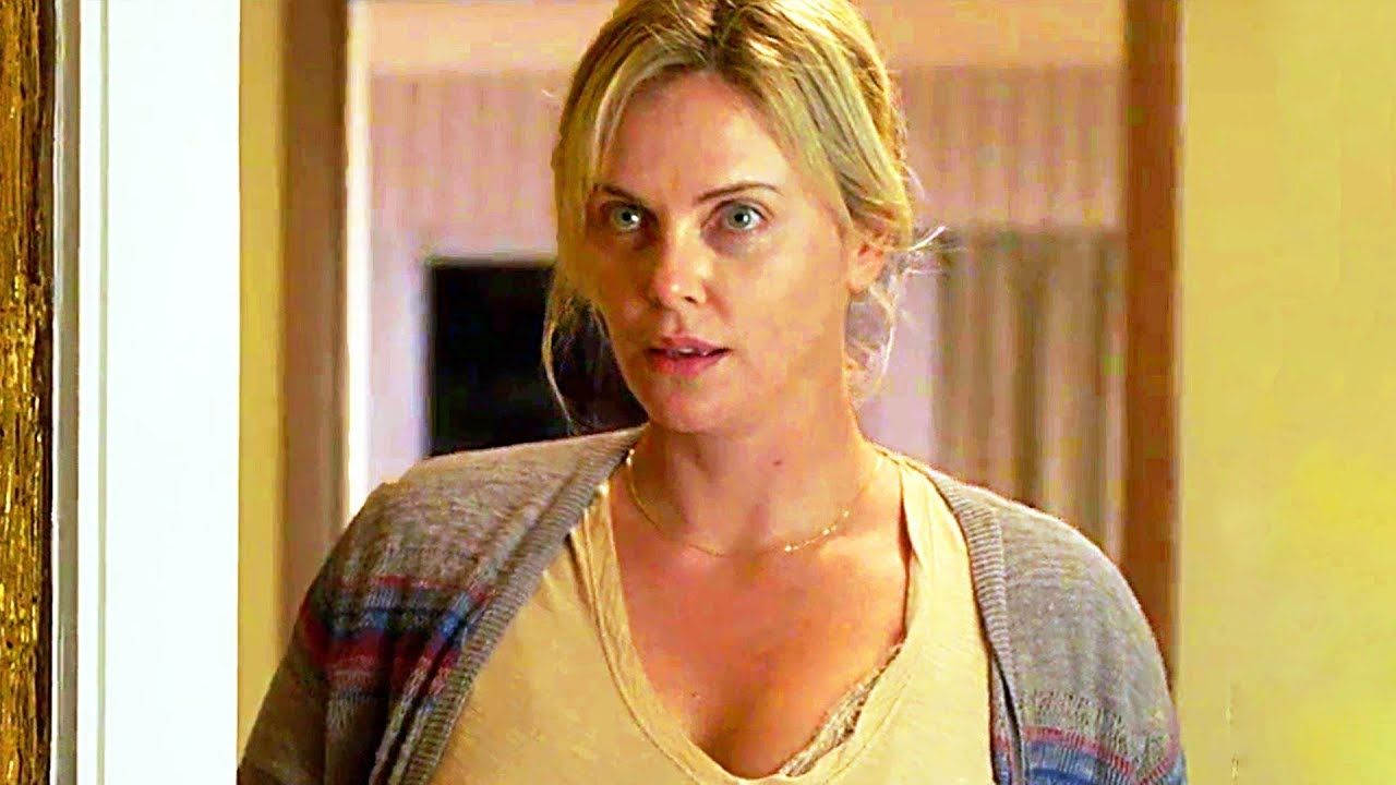 Tully trailer charlize theron 2018 charlize theron