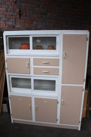 Vintage Retro Kitchen Dresser Ebay 395 Antique Kitchen