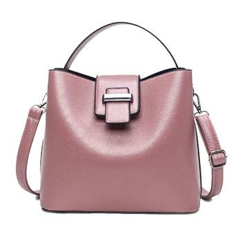 4e5d26f6e69d1 Hot-sale designer Retro Women Pu Leather Bucket Bag Casual Crossbody Bag  Handbag For Women Online - NewChic Mobile