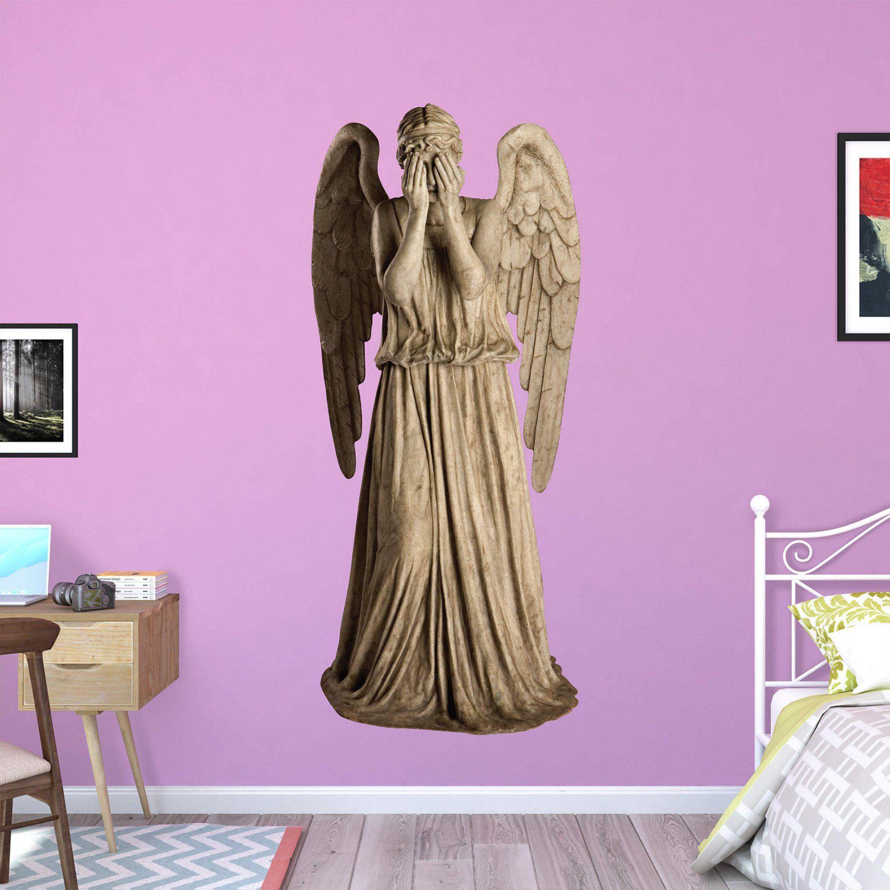 Fathead Doctor Who Weeping Angel Wall Decal - 1120-00005 | Wall ...