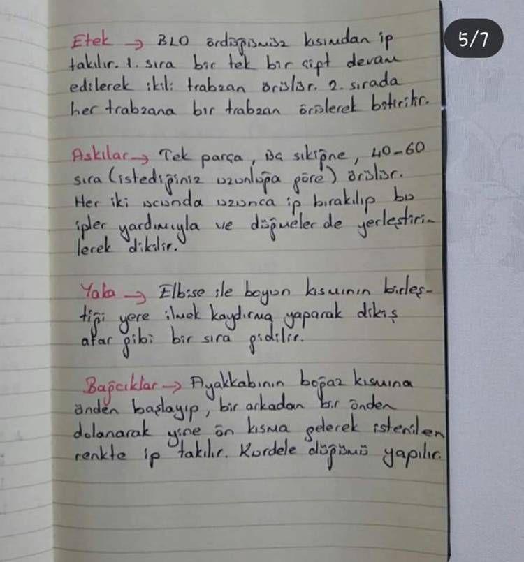 Amigurumi Türkiye-Ilmek Kaydırma | 805x750