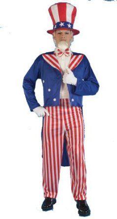 Uncle Sam - Amerika / USA / Stars and stripes