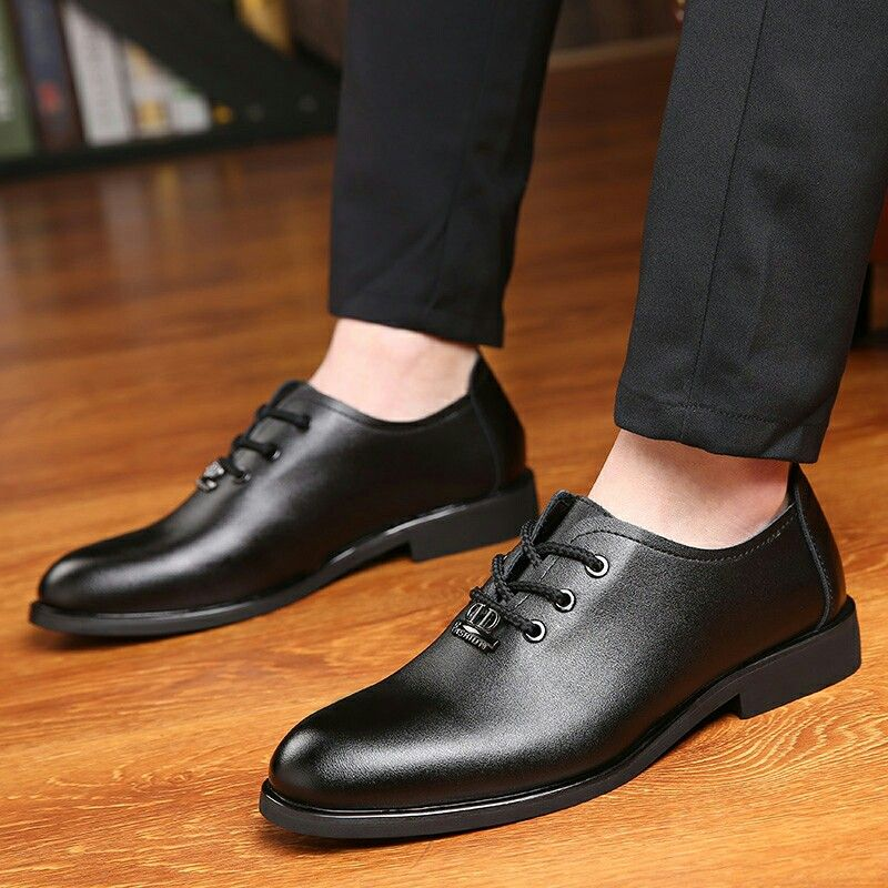 us 24 new arrival luxury brand business shoes