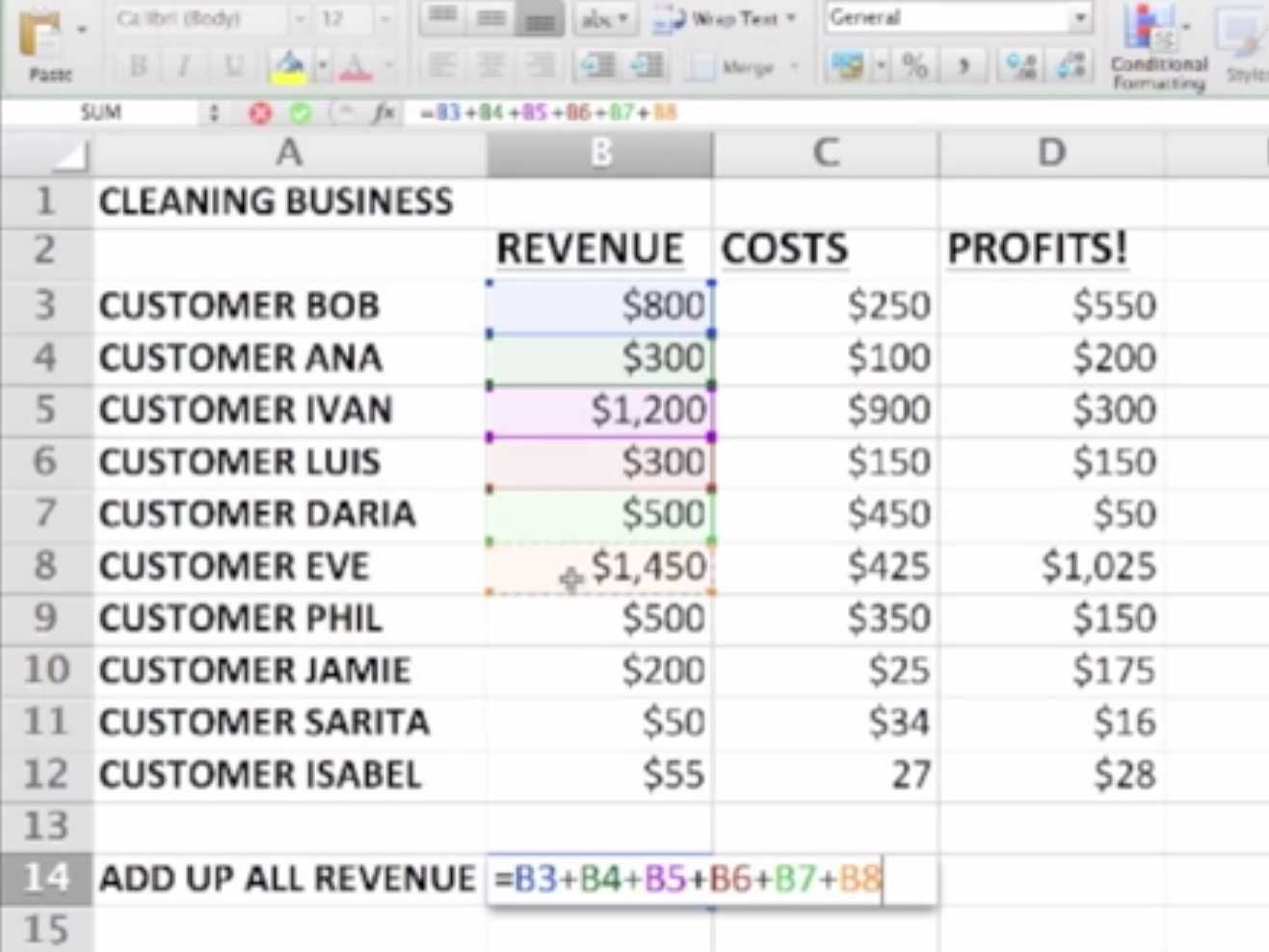 What Every Small Business Owner Should Know About Excel