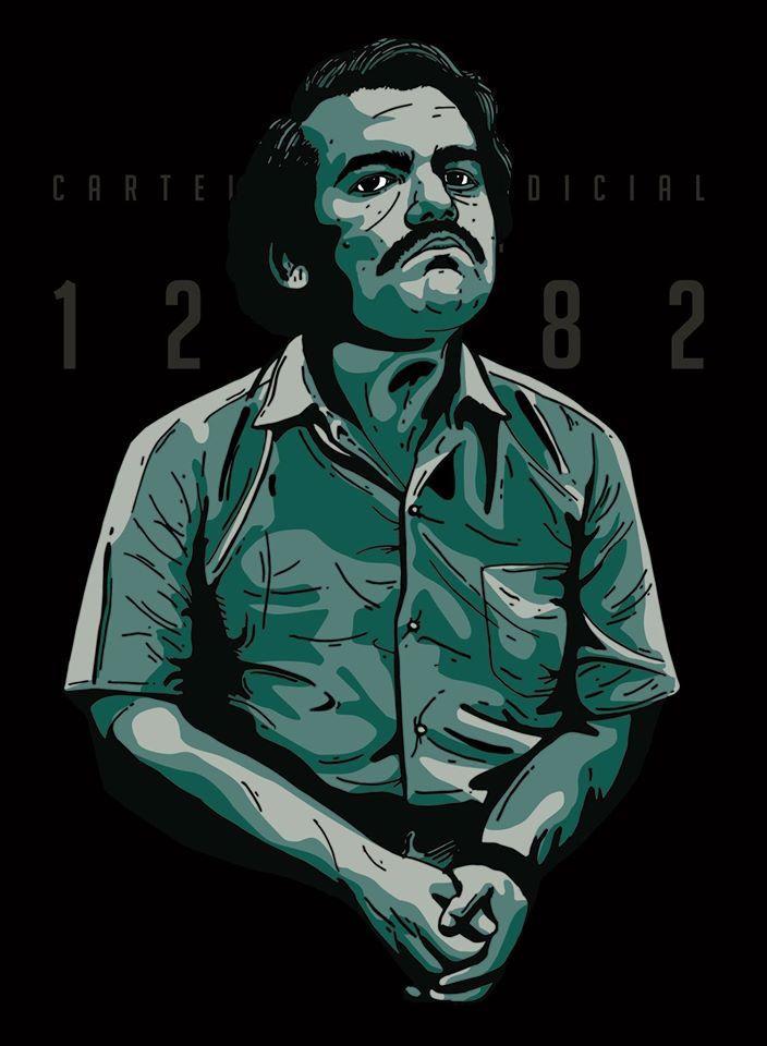 Narcos On Behance Pablo Escobar Poster Pablo Escobar Escobar