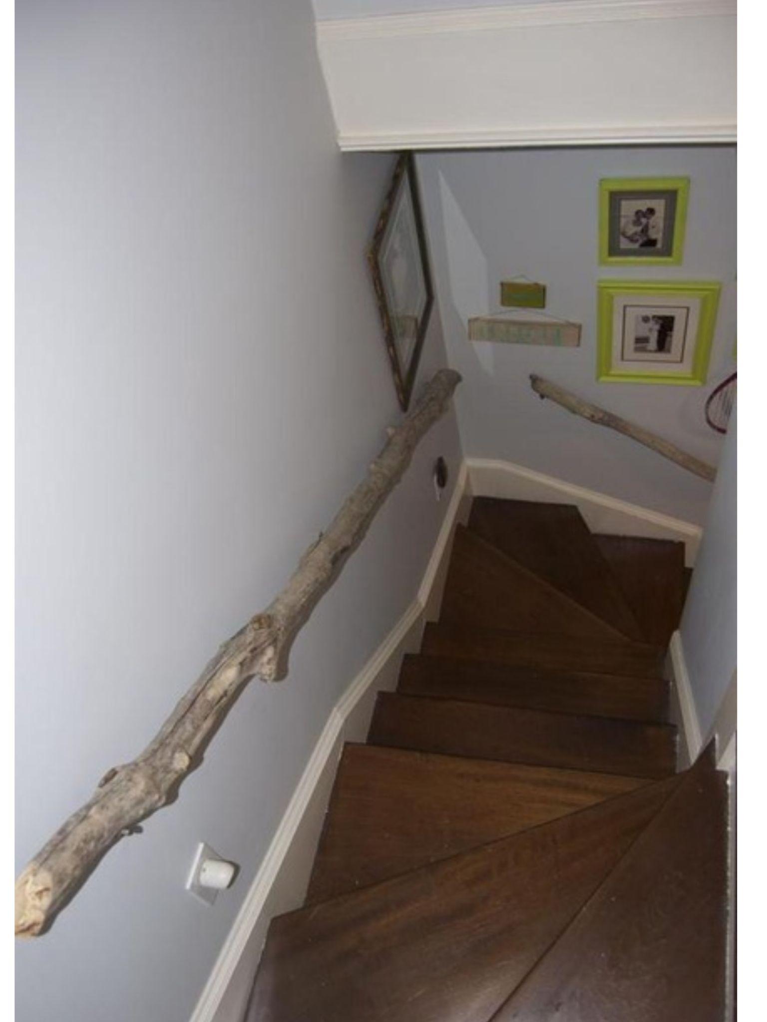 Best Driftwood Handrail Handrail Wood Handrail Driftwood 400 x 300