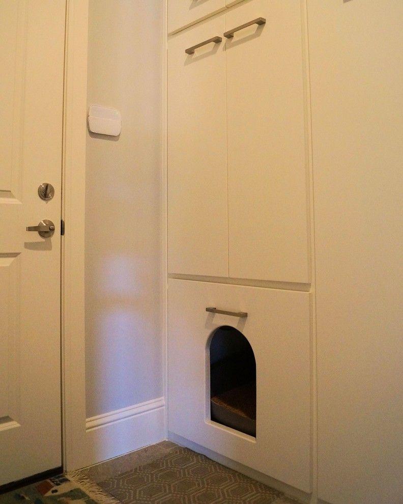 Superb Hidden Cat Litter Box In Spaces Modern With Master Bathrooms With  Closets Next To Cat Door Alongside Bathroom Linen Closet And Hidden Litter  Box