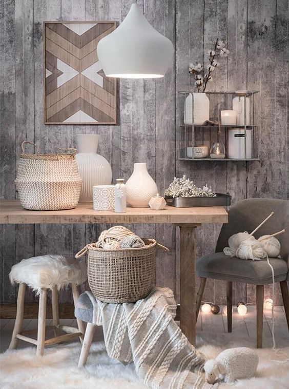 Comment créer une ambiance cocooning ?   Deco cocooning ...