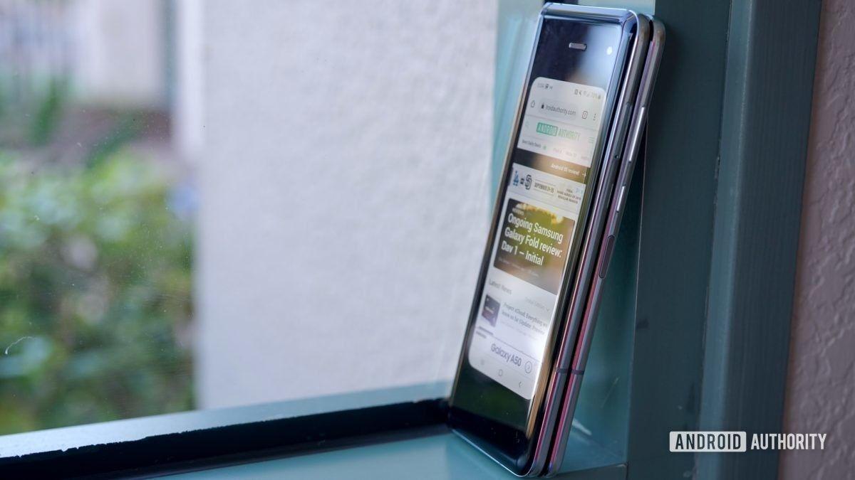 Samsung Galaxy Z Fold 2 Or Galaxy Fold 2 All The Rumors Updated July 20 Samsung Galaxy Samsung Galaxy