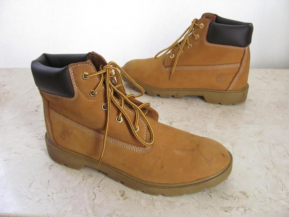Boys' Shoes Kids Timberland Boots Size 6.5