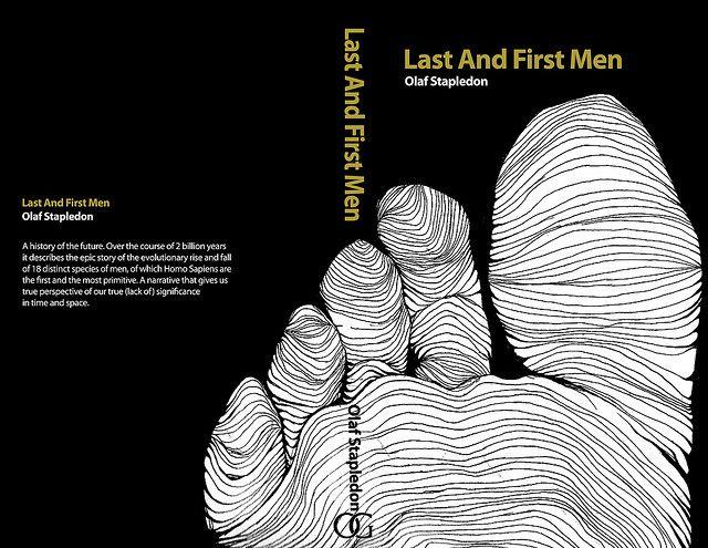 Last And First Men Men Ex Libris After Dark