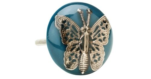 Butterfly door knob | odds and ends | Pinterest | Door knobs, Doors ...