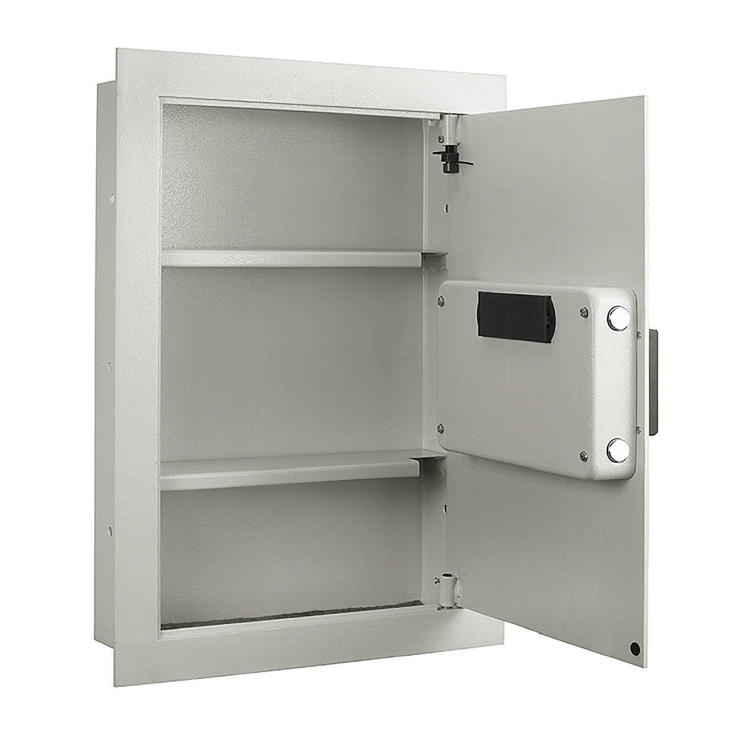 Paragon 7750 Electronic Wall Lock And Safe 83 Cf Hidden In Wall Large Safe Amazon Com Home Improvement Wall Safe Safe Lock Floor Safe
