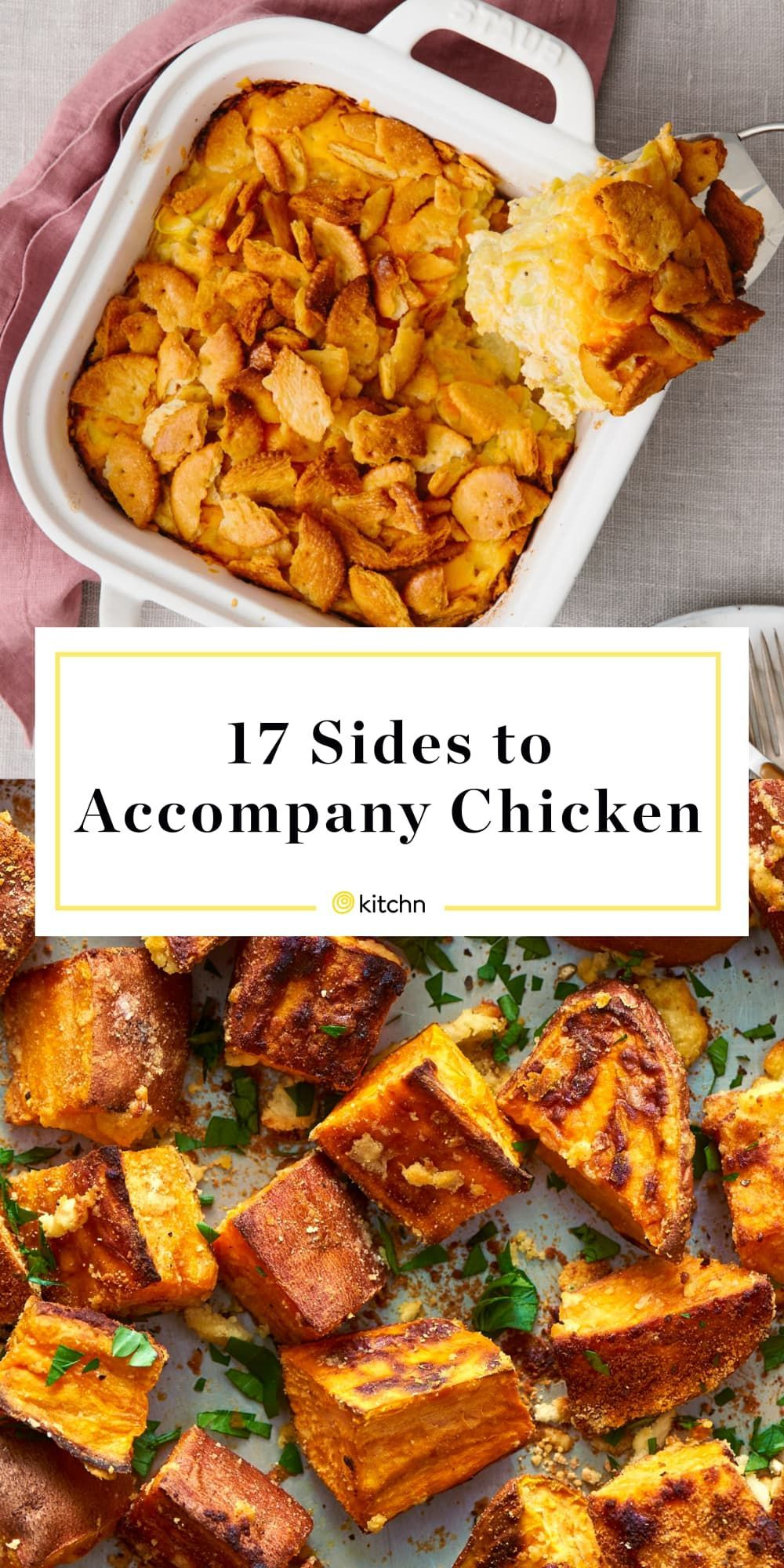 17 Side Dishes To Serve With Roast Chicken Chickensidedishes Side Dishes To Serv Roast Chicken Side Dishes Bbq Chicken Side Dishes Grilled Chicken Side Dishes