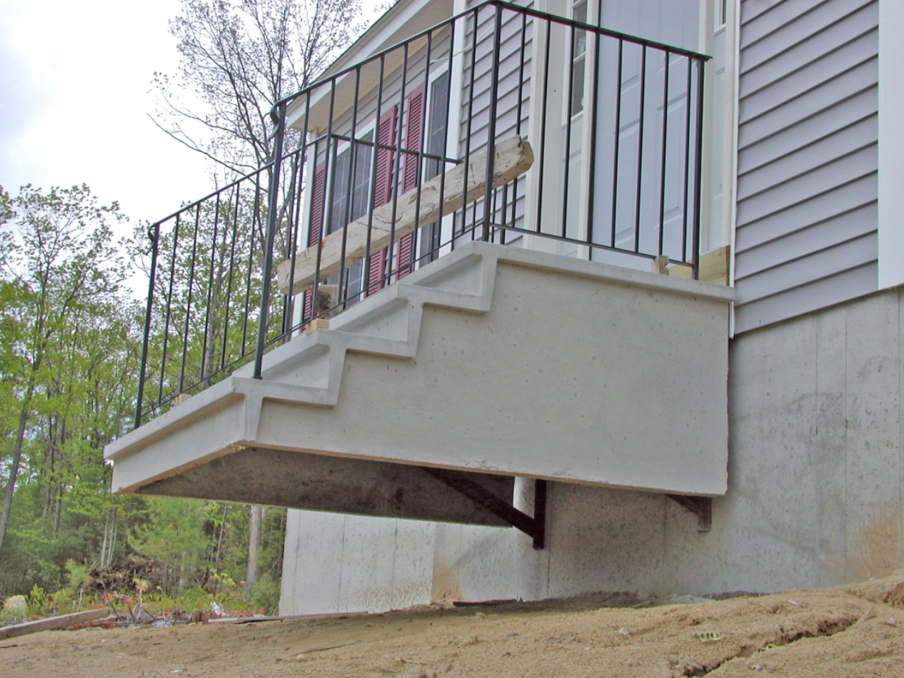 Best Are You Worried About Your Pre Cast Concrete Steps Sinking 400 x 300