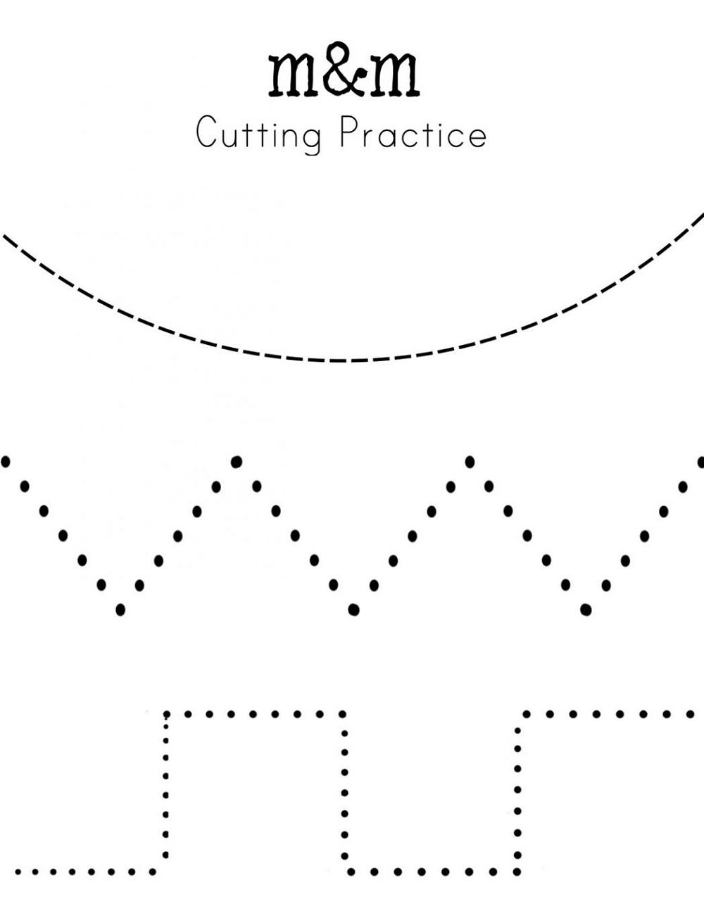 Kindergarten Practice Worksheets Kindergarten practice