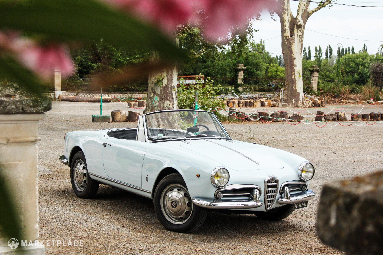 1960 Alfa Romeo Giulietta Spider Veloce Petrolicious