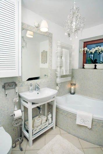 łazienka W Stylu Prowansalskim Wystrój łazienki W Stylu